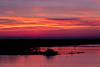 Meyers' Pier before sunrise.