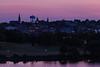 Downtown Belleville before sunrise