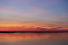 Looking down the Bay of Quinte 15 minutes before sunrise 2019 July 9