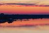 Meyers' Pier 25 minutes before sunrise.