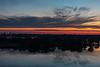 Belleville 35 minutes before sunrise