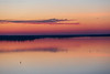North shore of the Bay of Quinte half an hour before sunrise.