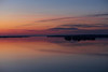 Looking down the Bay of Quinte about 28 minutes before sunrise 2019 June 28