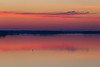 Looking down the Bay of Quinte about 20 minutes before sunrise 2019 June 28