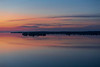 South shore of the Bay of Quinte 20 minutes before sunrise.