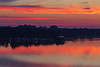 Meyers' Pier before sunrise