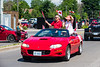 Belleville Chamber of Commerce Canada Day Procession 2020 July 1 - Neil Ellis MP