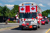 Belleville Chamber of Commerce Canada Day Procession 2020 July 1