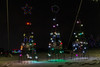 City of Belleville Ontario Christmas Lights at Jane Forrester Park 2018 November 16.
