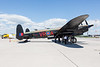 Lancaster side view