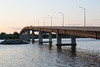 Norris Whitney Bridge before sunset 2016 June 23rd from Rossmore