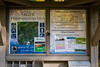 Sager Conservation Area - information board