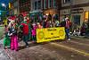 Belleville Ontario Santa Claus Parade 2018 November 18. Gleaners Food Bank.