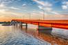 Norris Whitnesy Bridge from Rednersville, HDR efx bright.