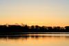 Sunrise from Herchimer boat launch.