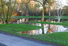 Surface water at South Foster Park