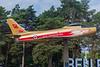 F-86 Golden Hawks RCAF Sabre jet