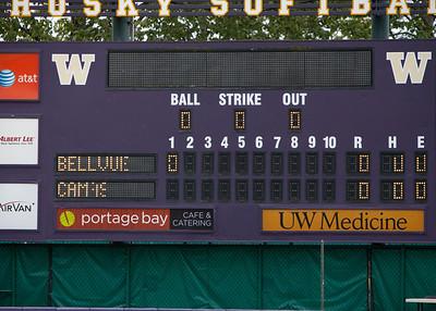 May 5 2012: Bellevue 2 Camas 6
