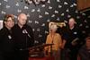 BHS Plucky Players: Regina Milner, Bob Montgomery, Sandy Manzel (Alias Mrs. Jacks), Dave Carlson (alias Phil Kaldahl)