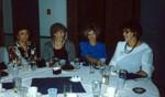 Linda Stouder, Elaine Stewart, Vicki Timmins Morgan, Kathie Montgomery.  Reunion 1988.