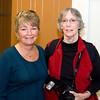 Susan Jacks and Susan Daniel