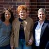 Bonnie Horey Sinatro, Toni Wiley Venz, Carolyn Rose Gurley