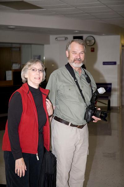 Susan Daniel and Gary Beanland