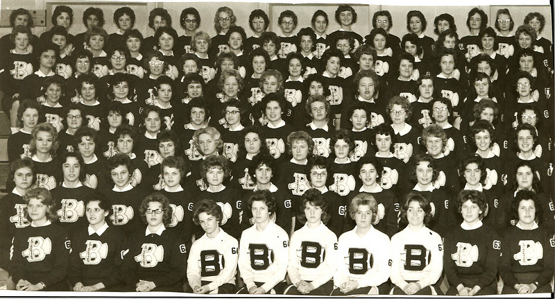 Can yo find yourself?  <br /> Pep Club 1963