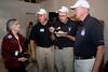 Susan Daniel talks with The Brothers Jordon:  Steve '64, Dave '63, Brian, '67