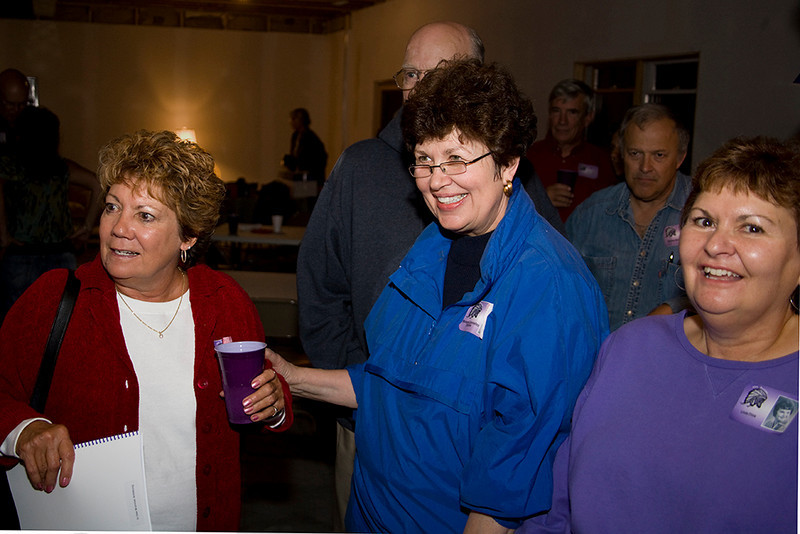 JoDee Brummer, Marge Donnelly, Linda Pflug