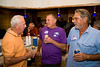 Jim Ratcliff (chef), Larry Sage (purple shirt), Bob O'Brien