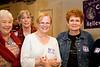 Carol Baldwin Kissinger, Susan Daniel, Sherry Anders Chastain, Toni Wiley Venz.