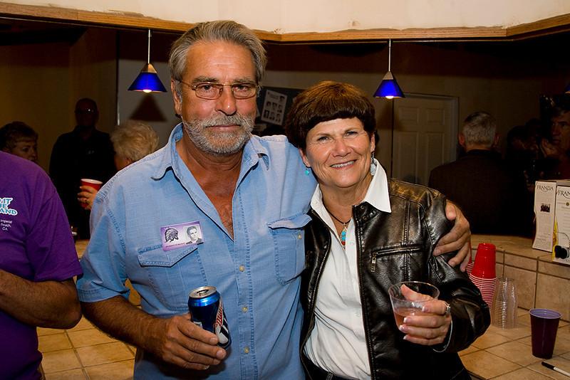 Bob O'Brien, Sue Swalley Anderson