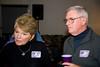 Susan Jacks Burkett and Larry Burkett all the way from Maine.