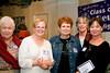 Carol Baldwin Kissinger, Sherry Anders Chastain, Toni Wiley Venz, Susan Daniel, Karen Magers Gay.