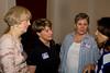 Carlene Smith Skeffington, Regina Millner Speichinger, Carolyn Rose Gurley, Bonnie Horey Sinatro