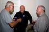 Bob McElwain, Bob Montgomery, Ron Chastain