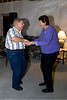 Dancing the night away:  Rick Tomasek and Linda Pflug