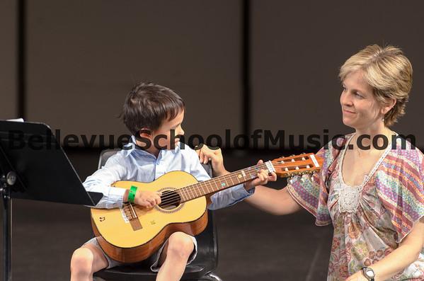 Bellevue School of Music Spring Recital 2013