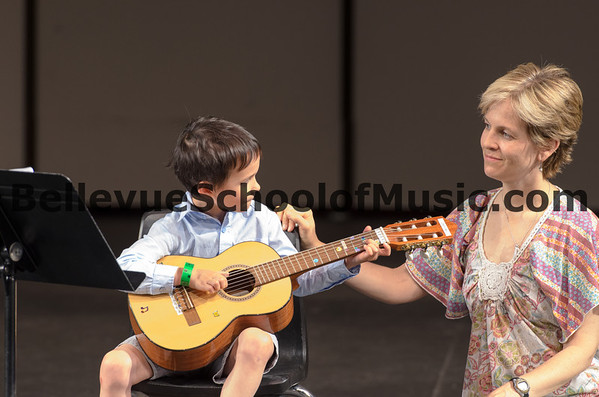 Bellevue School of Music Spring Recital 2013