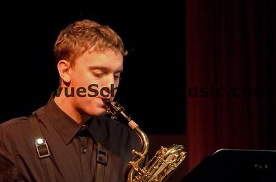 "Benjamin Zobel ""Warm Up"" Recital prior to Solo and Ensemble Festival"