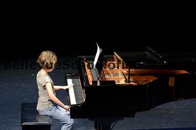 Piano Student Bellevue School of Music Spring Recital 2012