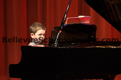 Bellevue School of Music Fall Recital 2012-11