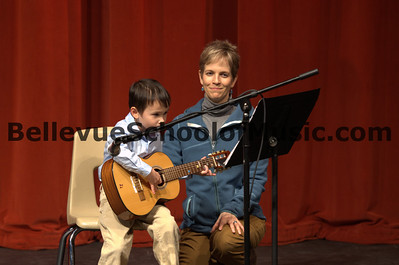 Bellevue School of Music Fall Recital 2012-2
