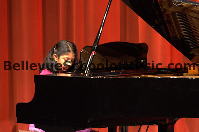 Bellevue School of Music Fall Recital 2012-15