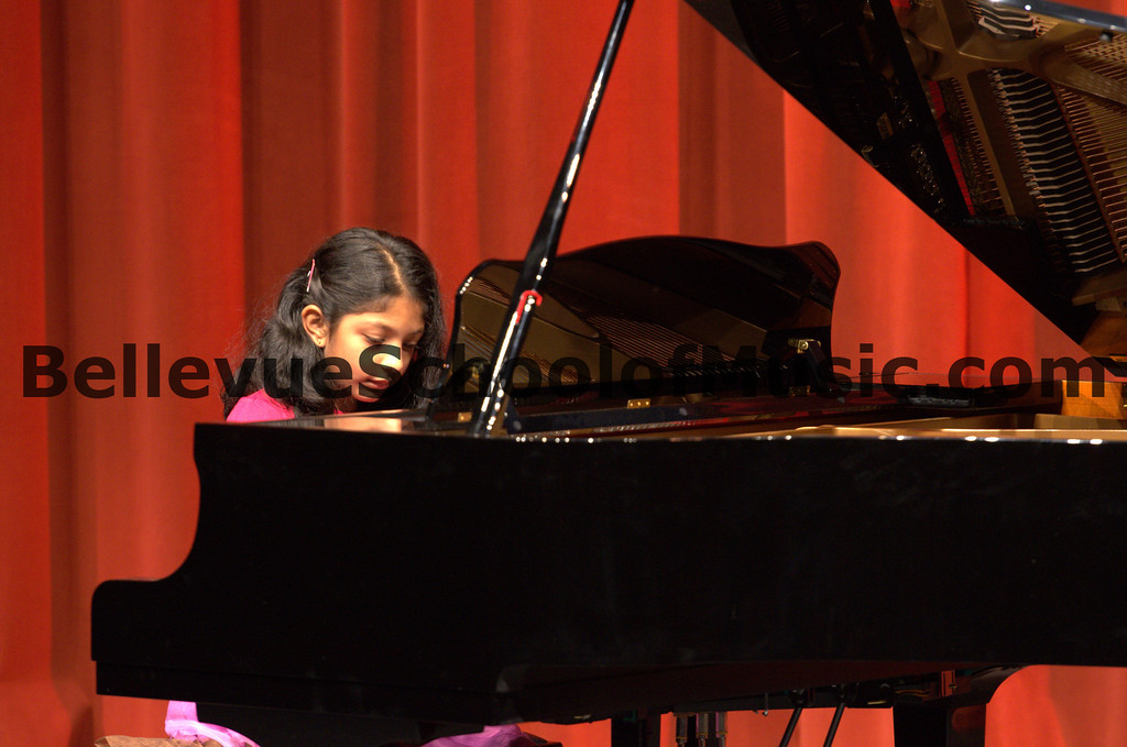 Bellevue School of Music Fall Recital 2012-15