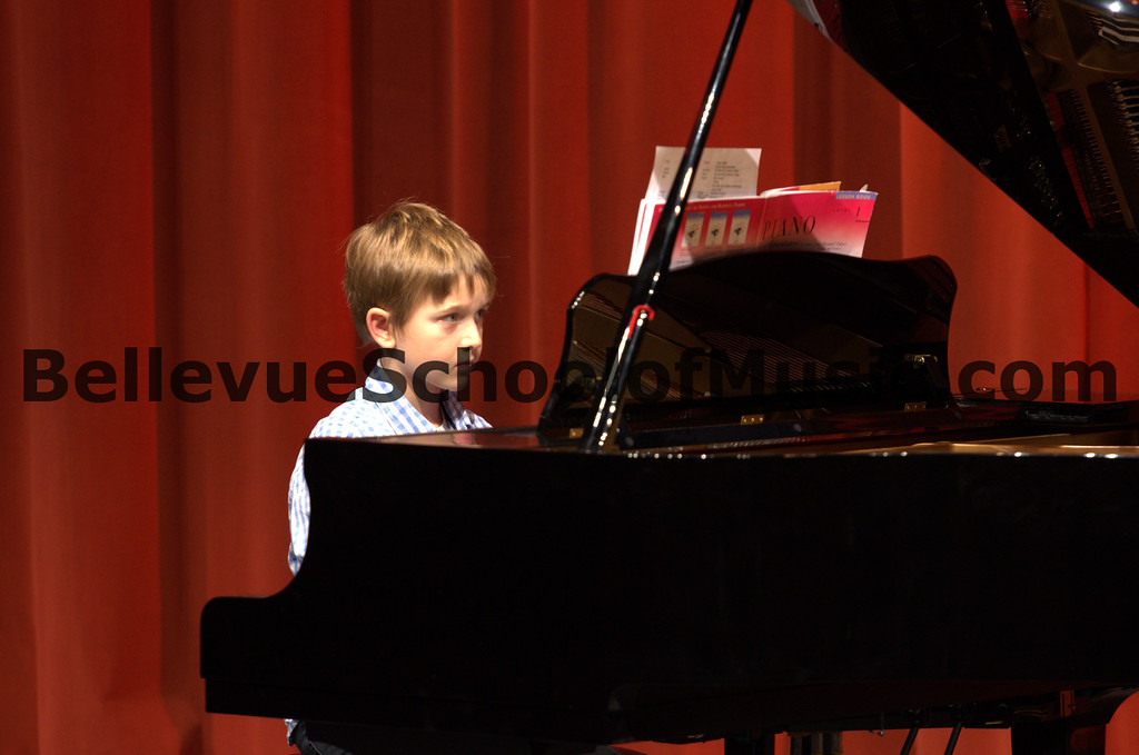 Bellevue School of Music Fall Recital 2012-16