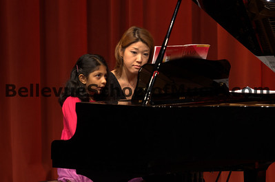 Bellevue School of Music Fall Recital 2012-13