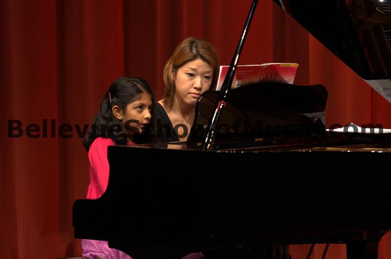 Bellevue School of Music Fall Recital 2012-13
