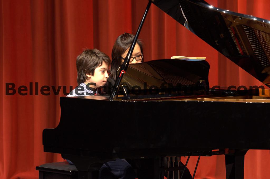 Bellevue School of Music Fall Recital 2012-3